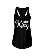 Perfect Tshirt Family - X Us King Ladies Flowy Tank thumbnail