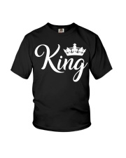 Perfect Tshirt Family - X Us King Youth T-Shirt front