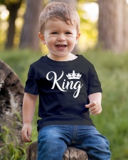 Perfect Tshirt Family - X Us King Youth T-Shirt lifestyle-youth-tshirt-front-4