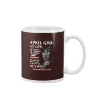 For April Girl- Take it now Mug thumbnail