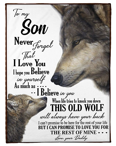 To my dear son never forget that i love you