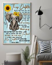 Special gift for daughter - C 129 11x17 Poster lifestyle-poster-1