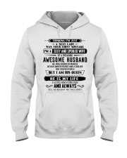 I have a sexy and sexy wife  3 Hooded Sweatshirt thumbnail