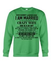 Perfect gifts for Husband- A00 Crewneck Sweatshirt thumbnail