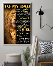 My wonderful Dad- Special gift for Father - A00 11x17 Poster lifestyle-poster-1