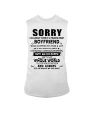 The perfect gift for your girlfriend -AH12 Sleeveless Tee thumbnail