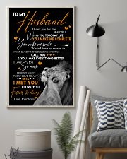 Special gift for husband - C00 16x24 Poster lifestyle-poster-1