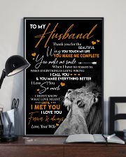 Special gift for husband - C00 16x24 Poster lifestyle-poster-2