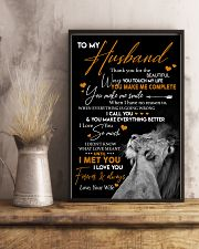 Special gift for husband - C00 16x24 Poster lifestyle-poster-3