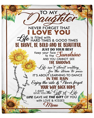 Special gift for daughter store CH00