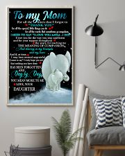 Special gift for mom -  Kun- Poster 11x17 Poster lifestyle-poster-1