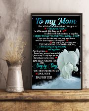Special gift for mom -  Kun- Poster 11x17 Poster lifestyle-poster-3