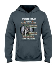 I AM A SON OF GOD - D6 Hooded Sweatshirt thumbnail