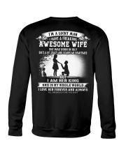 Gift for Husband - T07 July Wife Crewneck Sweatshirt thumbnail