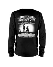 Gift for Husband - T07 July Wife Long Sleeve Tee thumbnail
