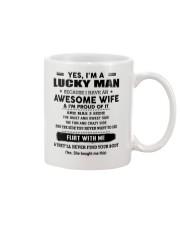 I'm a Lucky Man- 3 Side- Kun 00 Mug thumbnail