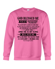 Special gift for wife - C00 Crewneck Sweatshirt thumbnail