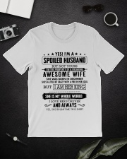 chad-spoiled-husband-12 Classic T-Shirt lifestyle-mens-crewneck-front-16