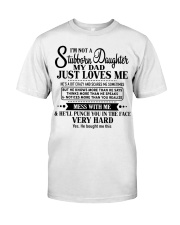 Special gift for Daughter - Father to Daughter 00 Classic T-Shirt thumbnail