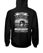 I AM A LUCKY DAD TAM10 Hooded Sweatshirt thumbnail