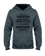 Gift for your boyfriend - AH00 Hooded Sweatshirt thumbnail