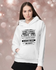 Perfect gift for your loved one - nok00 Hooded Sweatshirt lifestyle-holiday-hoodie-front-1