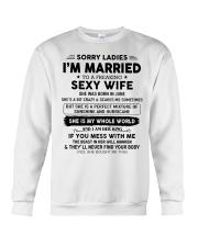Perfect gift for husband AH06 Crewneck Sweatshirt thumbnail