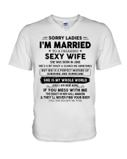 Perfect gift for husband AH06 V-Neck T-Shirt thumbnail