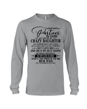 The perfect gift for Dad - D Long Sleeve Tee thumbnail