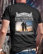 Danish tattoo girl was born in February Q02 Classic T-Shirt lifestyle-mens-crewneck-back-2