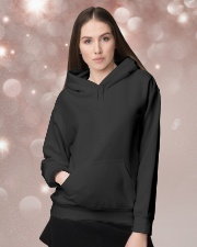 Soy la afortunada - T05 Mayo Wife Store Sau Hooded Sweatshirt lifestyle-holiday-hoodie-front-1