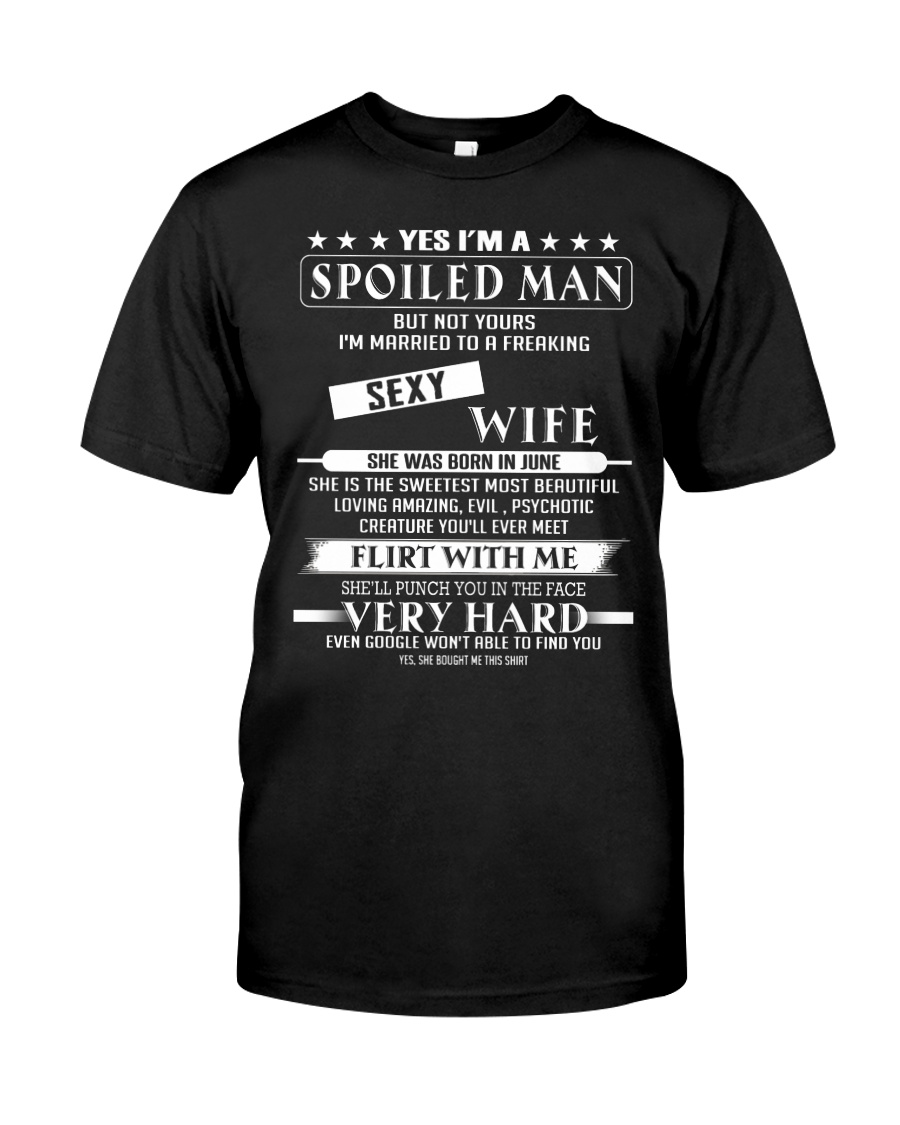gift for your husband s6 Classic T-Shirt