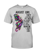 August girl AH08 Classic T-Shirt thumbnail