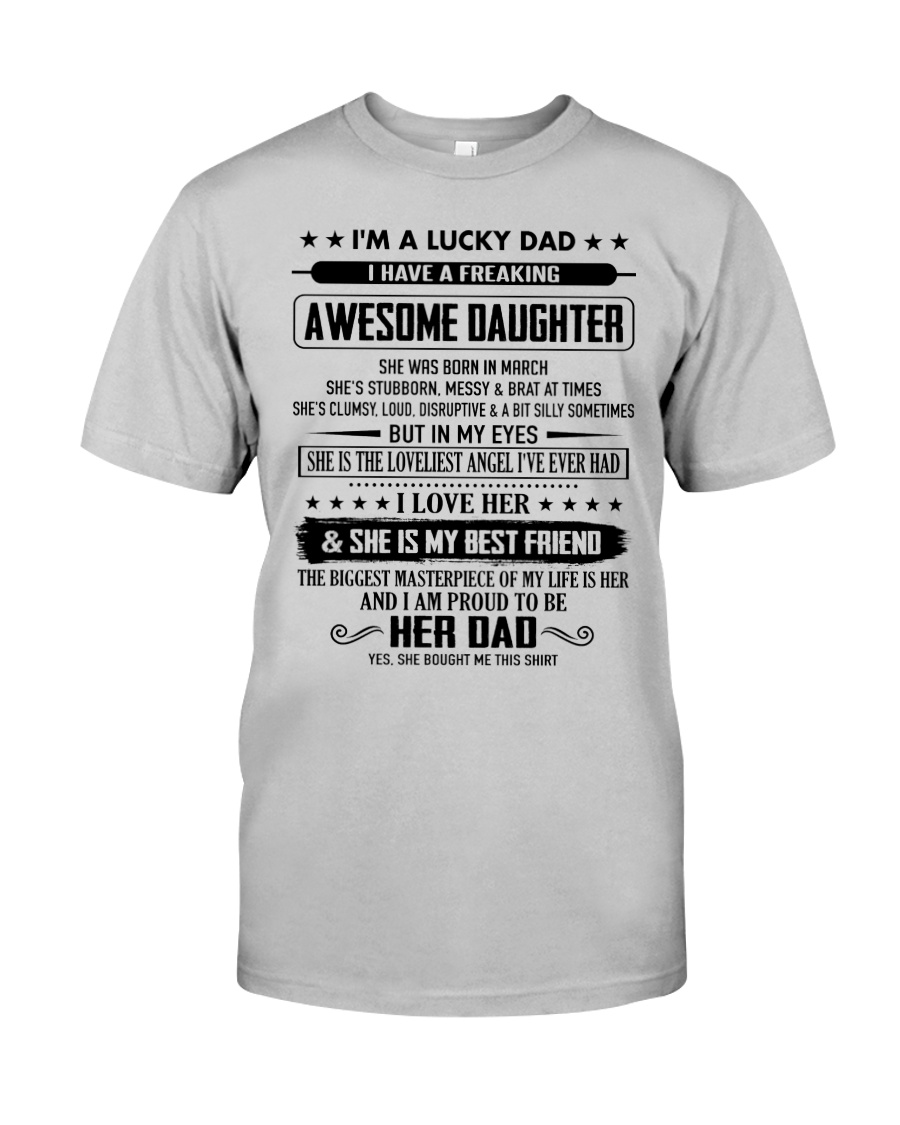 The perfect gift for Dad - D3 Classic T-Shirt