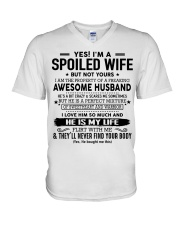 Perfect gift for Wife 0 V-Neck T-Shirt thumbnail