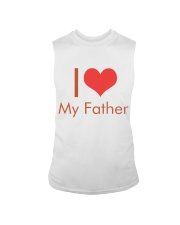 I Love My Father Sleeveless Tee thumbnail