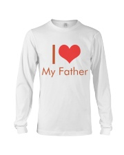 I Love My Father Long Sleeve Tee thumbnail