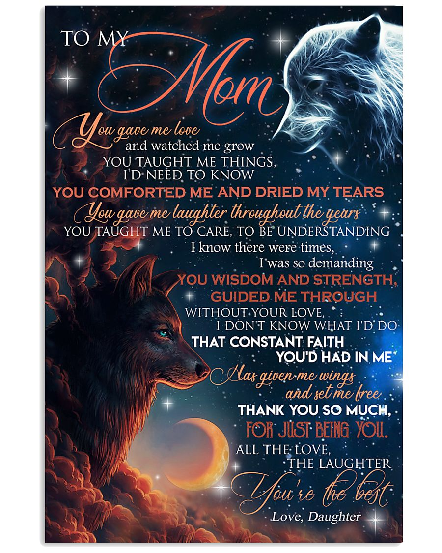Special gift for mom -  AH79 11x17 Poster