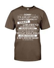 Girlfriend to Boyfriend D11 Classic T-Shirt thumbnail