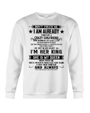 Perfect gift for your loved one - XIU October Crewneck Sweatshirt thumbnail