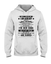 Perfect gift for your loved one - XIU October Hooded Sweatshirt thumbnail