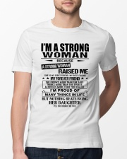 Strong woman - T0 Classic T-Shirt lifestyle-mens-crewneck-front-13