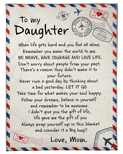 Perfect Gift For Your Daughter U168