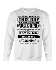Gifts for Boyfriend- February AH02 Crewneck Sweatshirt thumbnail