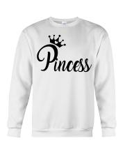 Perfect Tshirt Family - X Us Princess Crewneck Sweatshirt thumbnail