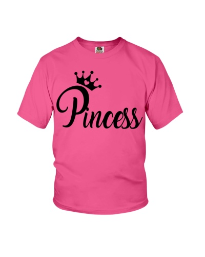 Perfect Tshirt Family - X Us Princess