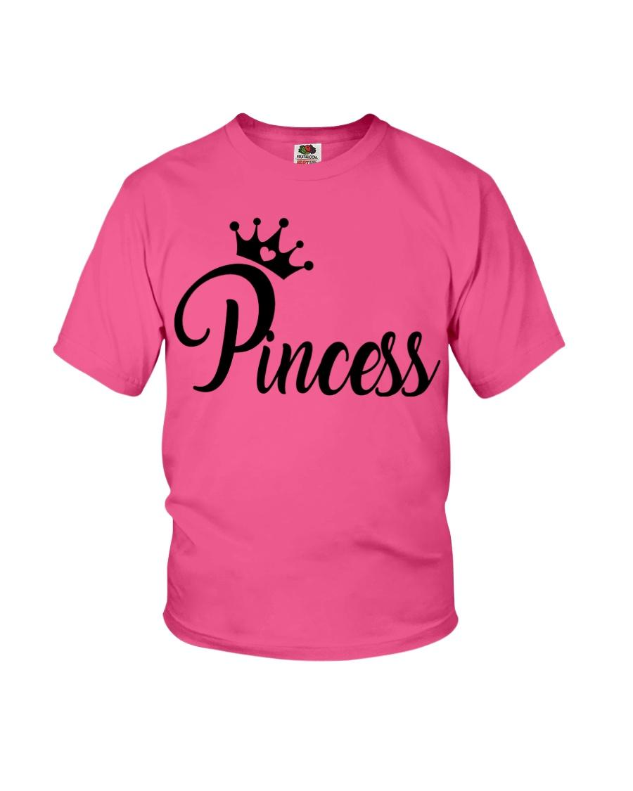Perfect Tshirt Family - X Us Princess Youth T-Shirt