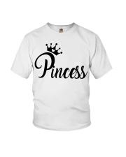 Perfect Tshirt Family - X Us Princess Youth T-Shirt tile