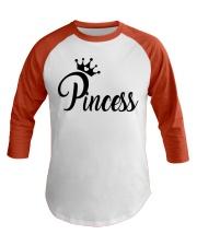 Perfect Tshirt Family - X Us Princess Baseball Tee thumbnail