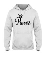 Perfect Tshirt Family - X Us Princess Hooded Sweatshirt thumbnail